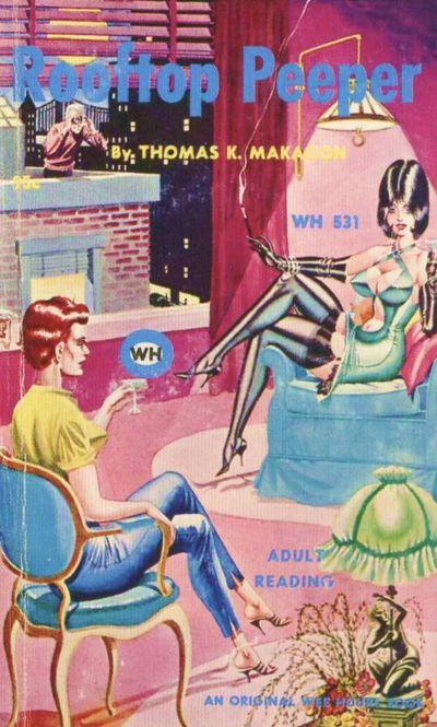Fabulous 50s: Bill Ward Comic Art. Billward scorchy