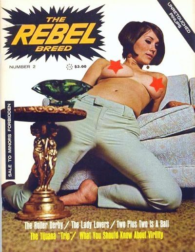 Rebellious Women: 1960s magazines