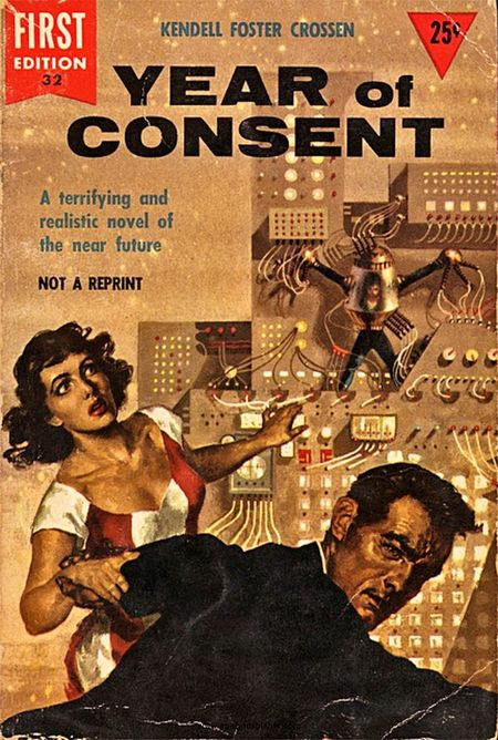 Pulp publishers routinely made books look sexy on the outside even when they ...