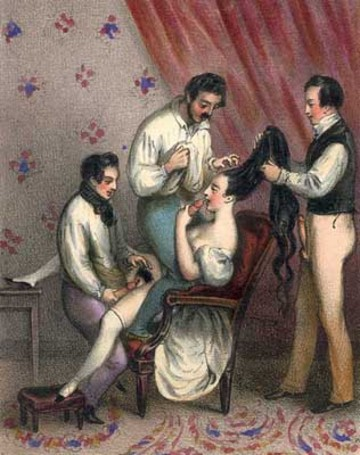 1850hairorgy There's an updated version of Queens in the Kingdom out just in time for Gay ...